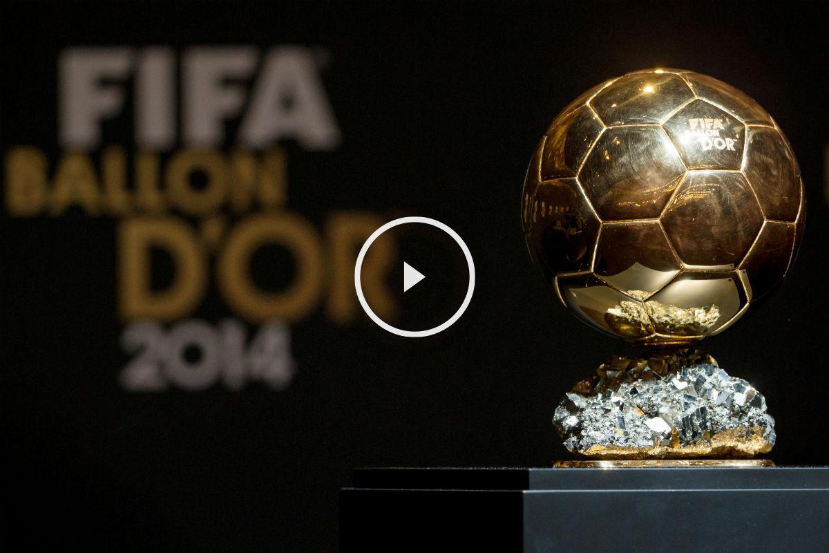 El Balón de Oro 2015 busca dueño. (Getty)