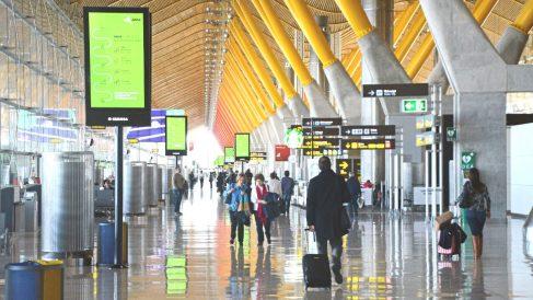 Terminal 4 del Aeropuerto Adolfo Suárez Madrid-Barajas (Foto: AENA).