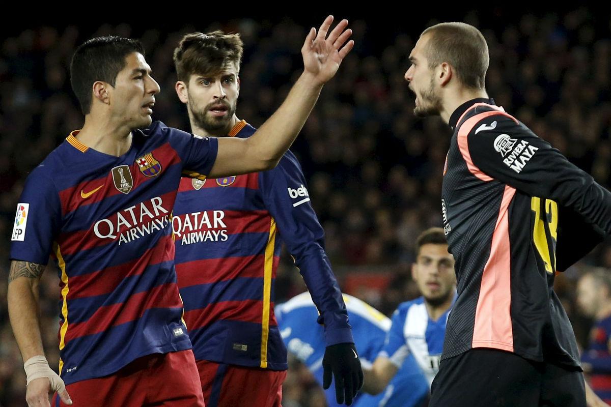 El Barcelona quiere que Competición actúe de oficio. (Reuters)