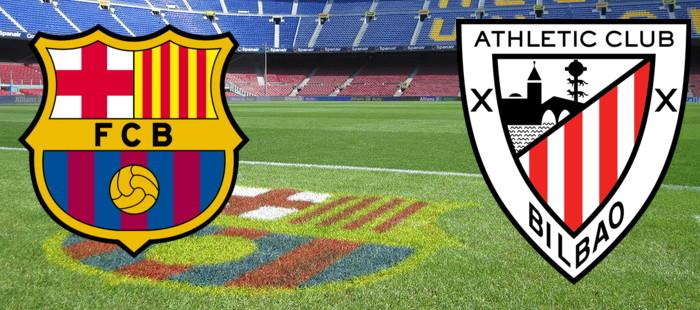 Barcelona vs Athletic de Bilbao: horario y canal de televisión