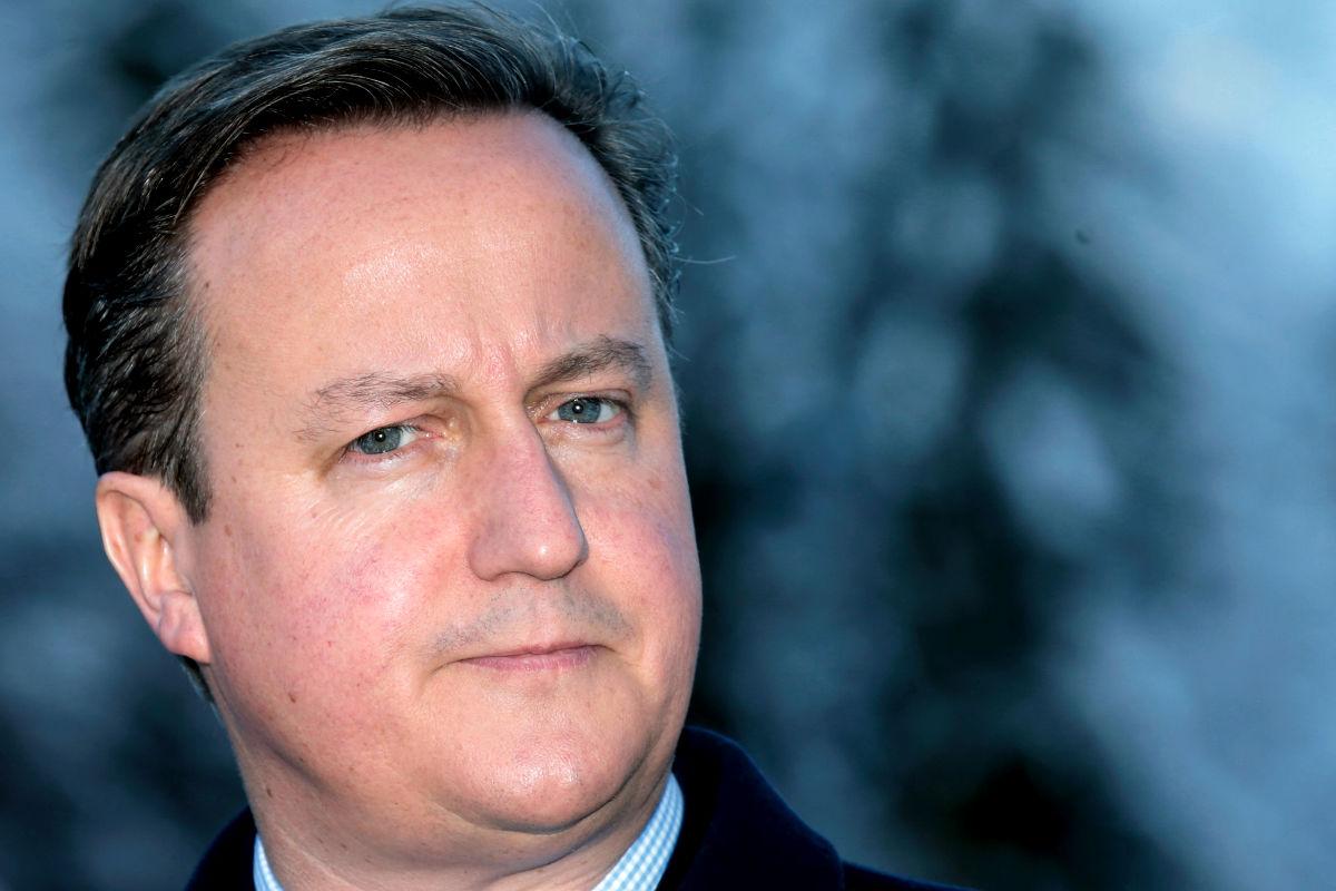 El primer ministro británico David Cameron en su último viaje a Alemania. (Foto: Getty)