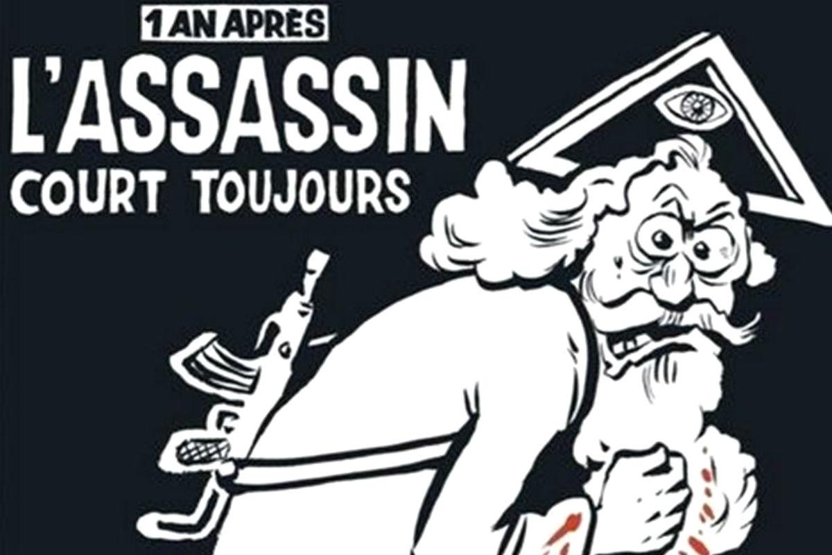 La revista Charlie Hebdo lanzará una edición especial por el aniversario del atentado terrorista que sufrieron en el 2015