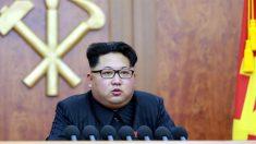 Imagen del líder norcoreano Kim Jong-Un durante una reunión de su gobierno. (Foto: AFP)