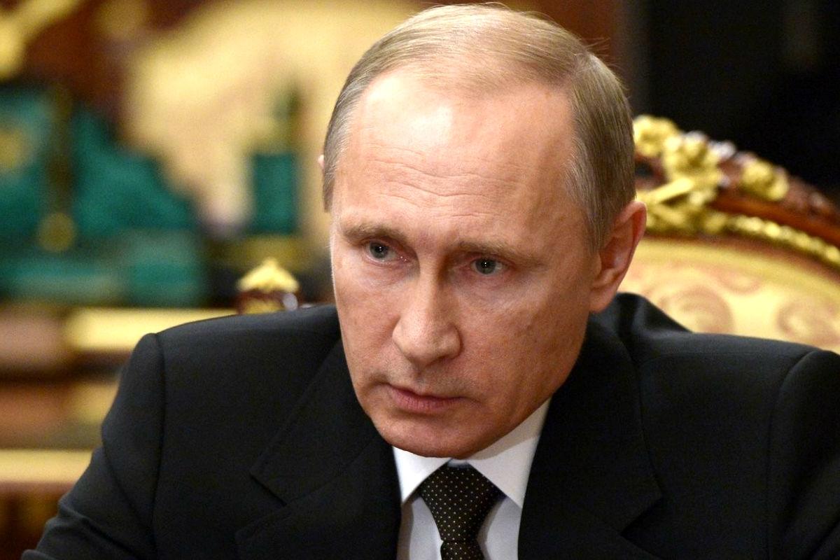 El presidente de Rusia, Vladimir Putin, en una reunión con sus ministros el pasado mes de noviembre. (Foto: Getty)