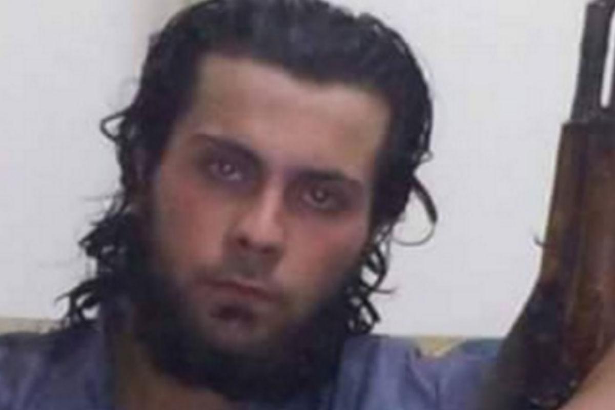 Imagen de Ali Saqr, el terrorista parricida de Siria. (Fuente: Observatorio Sirio para los Derechos Humanos)