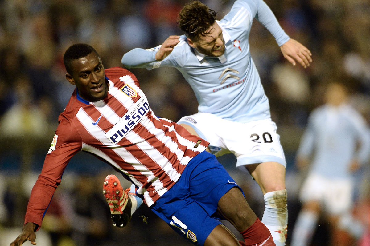 Jackson sigue negado de cara al gol. (AFP)