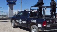 Exteriores de la prisión en la que se encuentra el narco. (Foto: AFP)