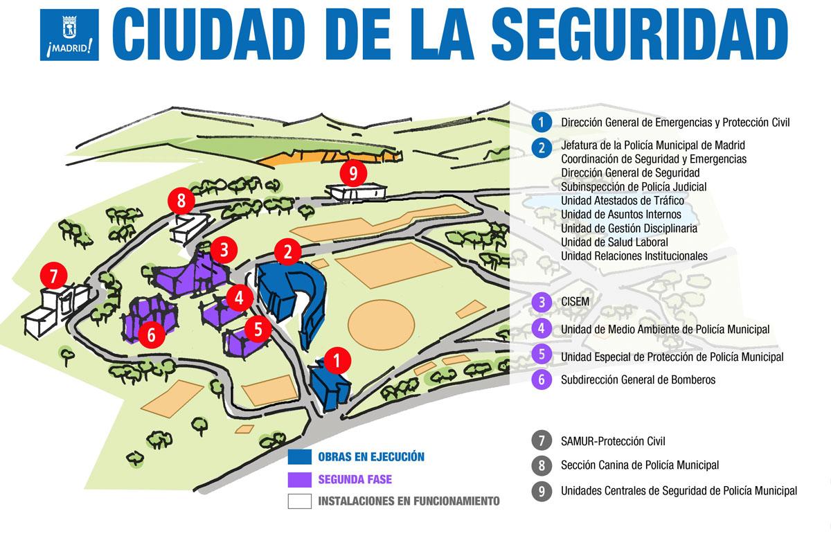 Proyecto del Ayuntamiento de Ana Botella. (Foto: www.madrid.es)