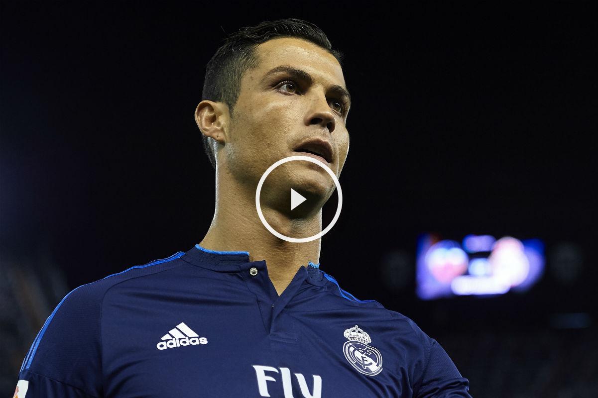 Cristiano Ronaldo aspira a ganar su cuarto Balón de Oro. (Getty)