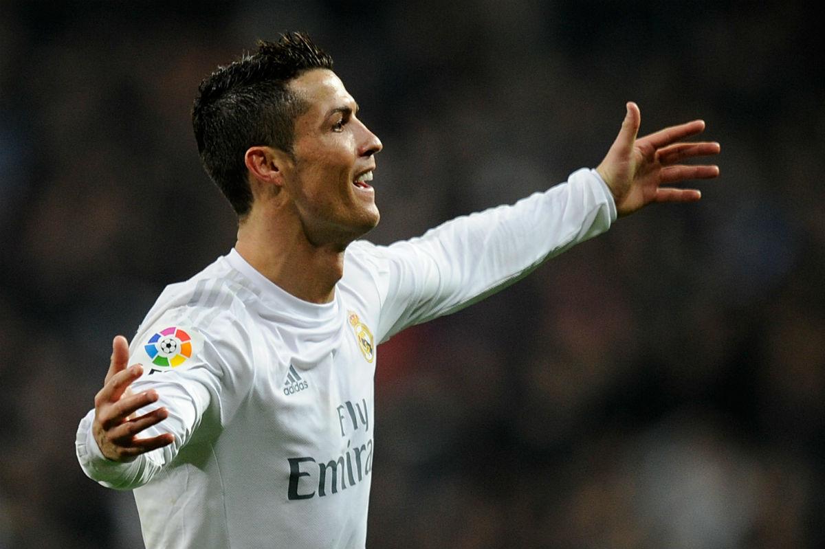 Cristiano firmó un 'hat-trick' contra el Espanyol. (Getty)