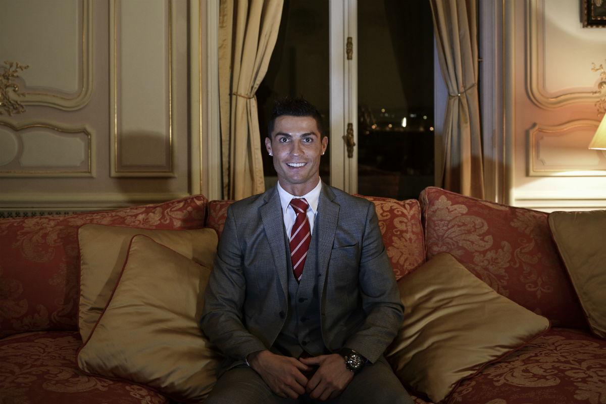Cristiano Ronaldo compra un hotel en Montecarlo. (AFP)