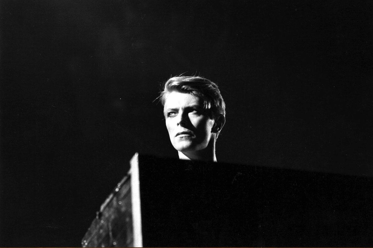 David Bowie, en una imagen de 1978. (Foto: Getty)