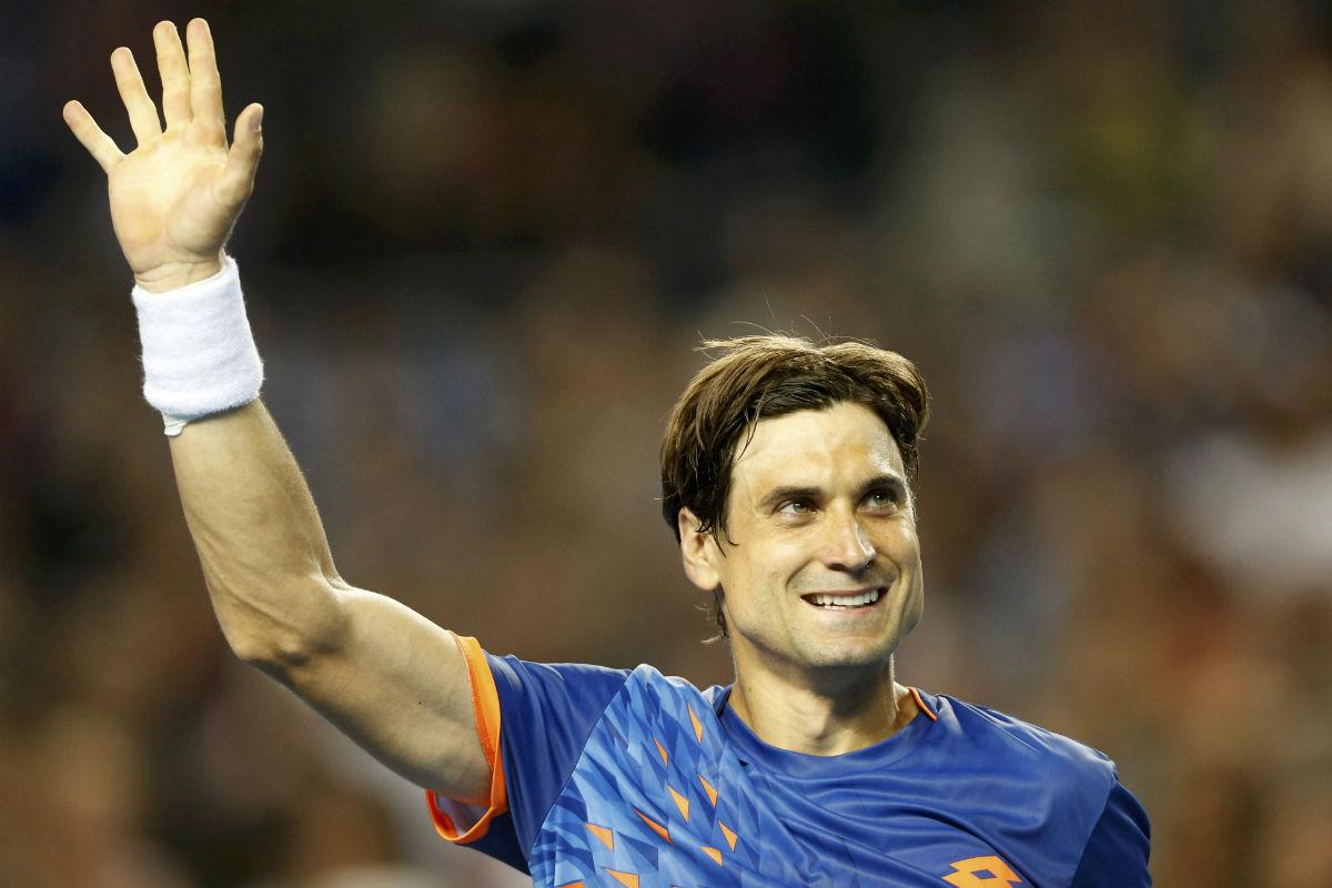 David Ferrer ya está en cuartos en Australia. (Reuters)