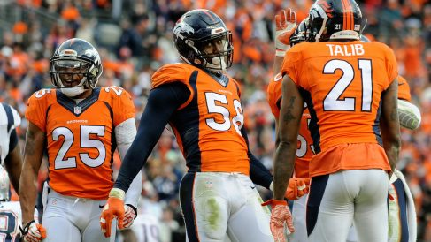 La defensa lleva a Denver a la Super Bowl 50 (Getty)