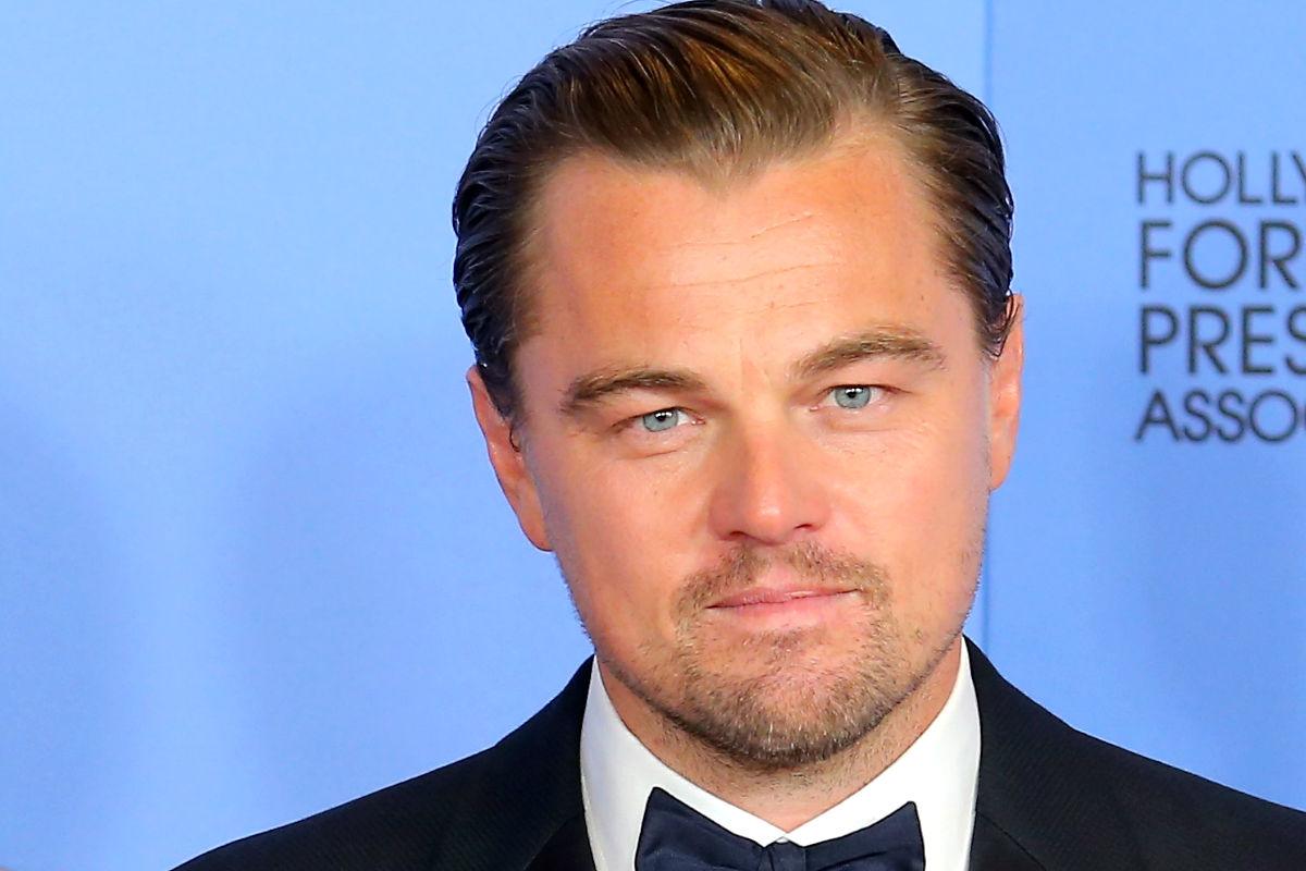 El actor americano Leonardo DiCaprio. (Foto: Getty)