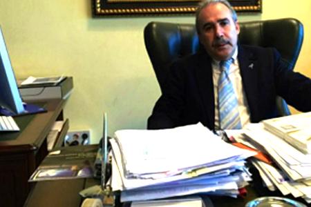 El presidente de OID, Dionisio González Otero.