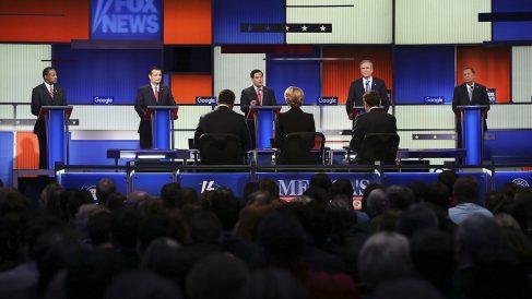 Fox News no aceptó la petición de Trump de cambiar a la moderadora. (Foto: Getty)