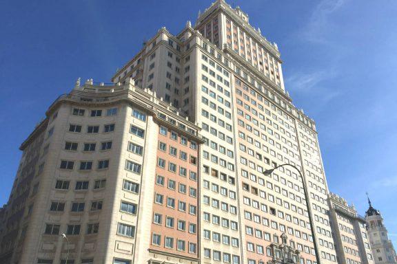 Edificio España (Foto: A.J. CHINCHETRU)