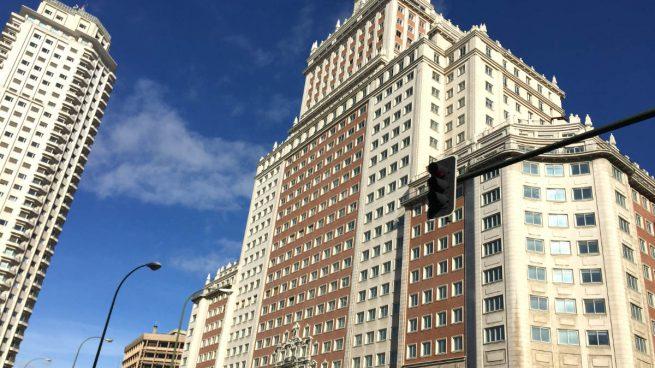 Edificio España (Foto: A.J. CHINCHETRU).