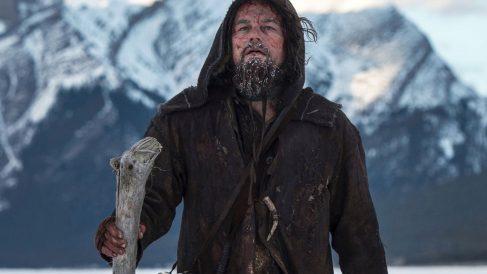 DiCaprio opta a su primer Óscar tras lograr el Globo de Oro.