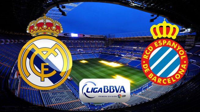 Real Madrid vs Espanyol: horario y canal de televisión
