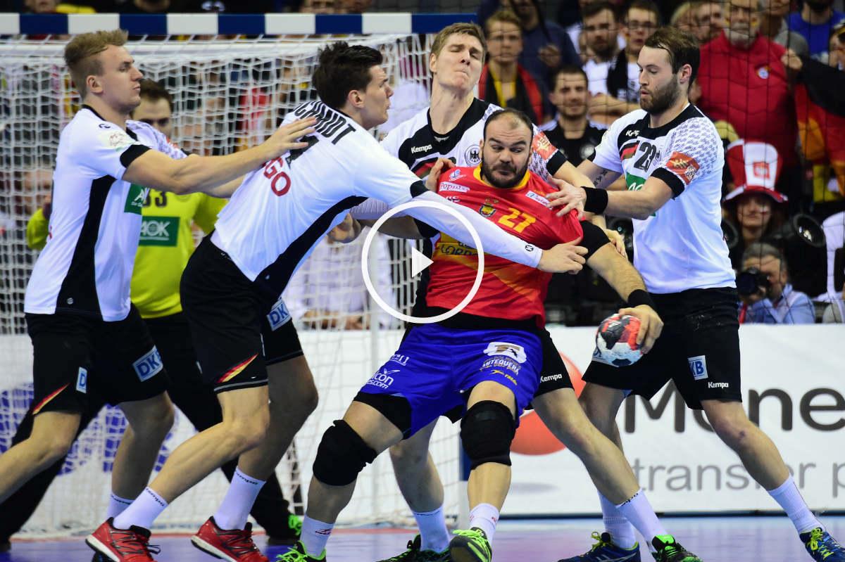 España perdió con Alemania la final del Europeo. (AFP)