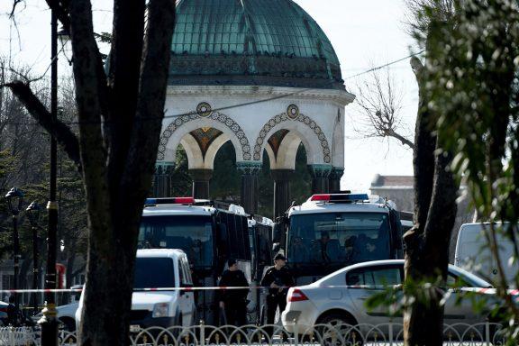 Estambul-explosión