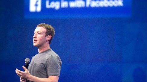 El fundador de Facebook, Mark Zuckerberg (Foto: AFP).