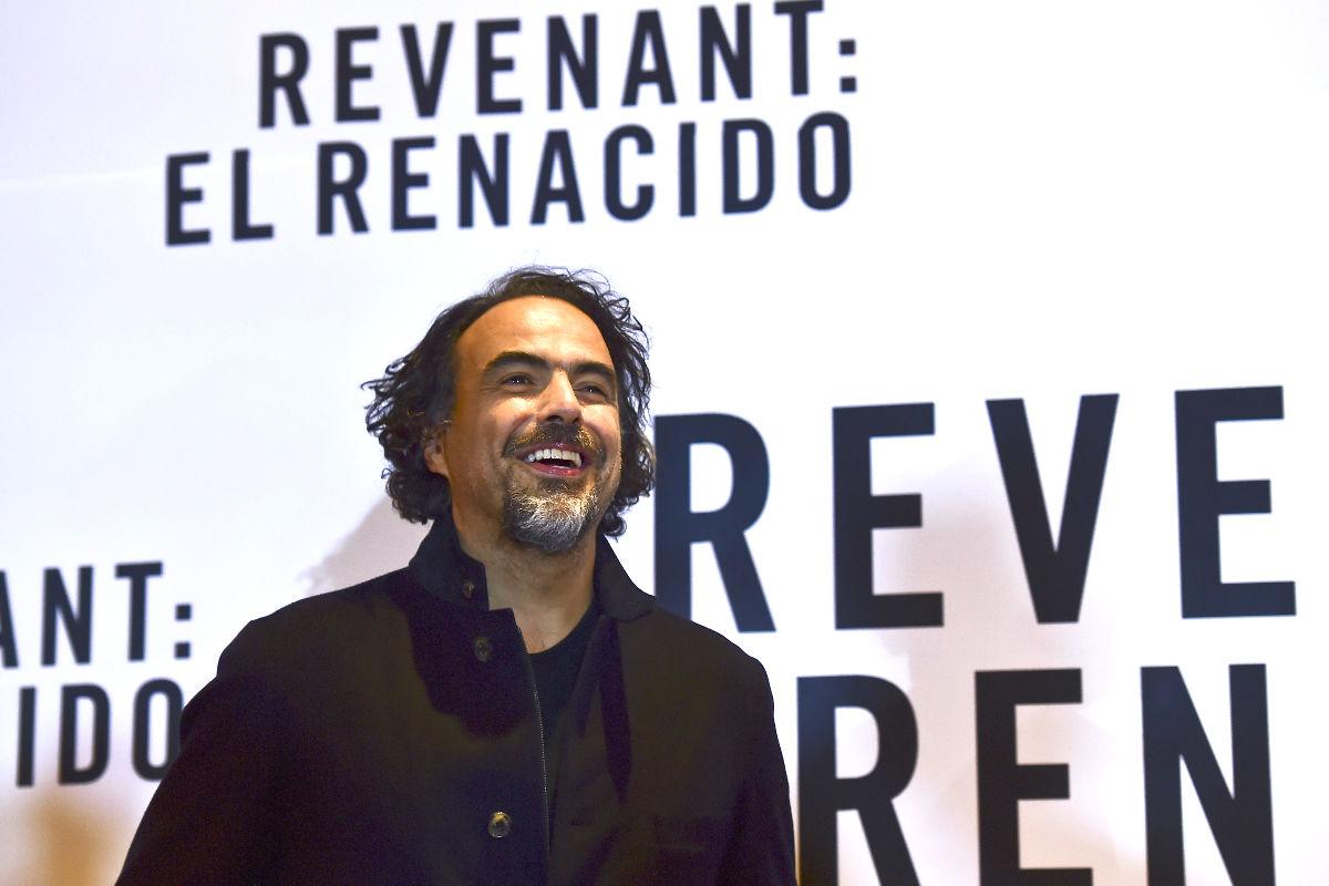 El director mexicano Alejandro González Iñárritu (Foto: AFP).