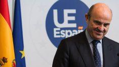Luis de Guindos, ministro de Economía. (Foto: AFP)