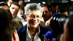 El nuevo presidente del Parlamento de Venezuela, Henry Ramos Allup (Foto: AFP).