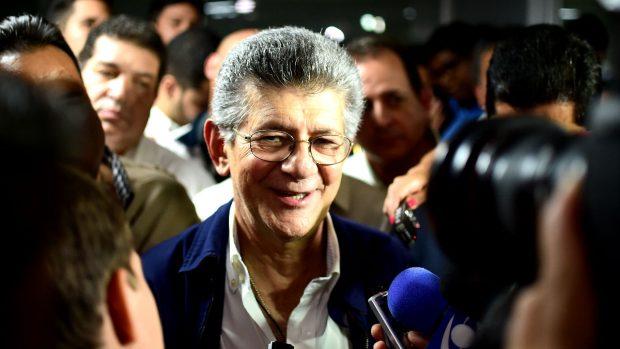 Henry Ramos Allup-Venezuela-Nicolás Maduro