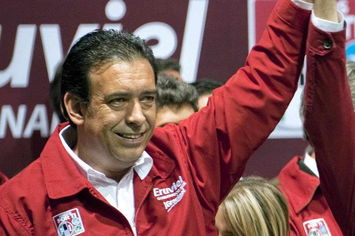 Humberto Moreira. (Foto: AFP)