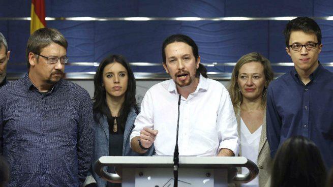 Pablo Iglesias exige el control de TVE y hacer ministros al ex Jemad, Rosell y Garzón