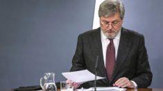 Iñigo Méndez de Vigo, ministro de Educación, Cultura y Deporte. (Foto: EFE)