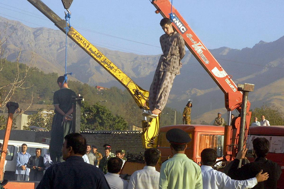 Cuatro de las ejecuciones han sido públicas. (Foto: AFP)