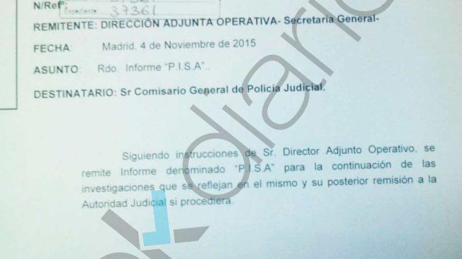El diario podemita hace el ridículo: este es el documento que prueba el 'Irángate' de Podemos