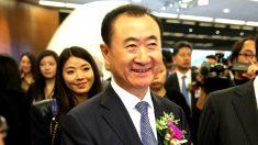 El presidente de Dalian Wanda, Wang Jianlin. (Foto: AFP)