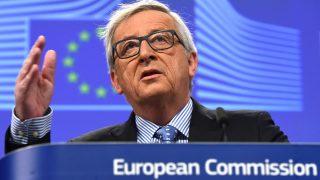 Jean-Claude Juncker, presidente de la Comisión Europea. (Foto: AFP)