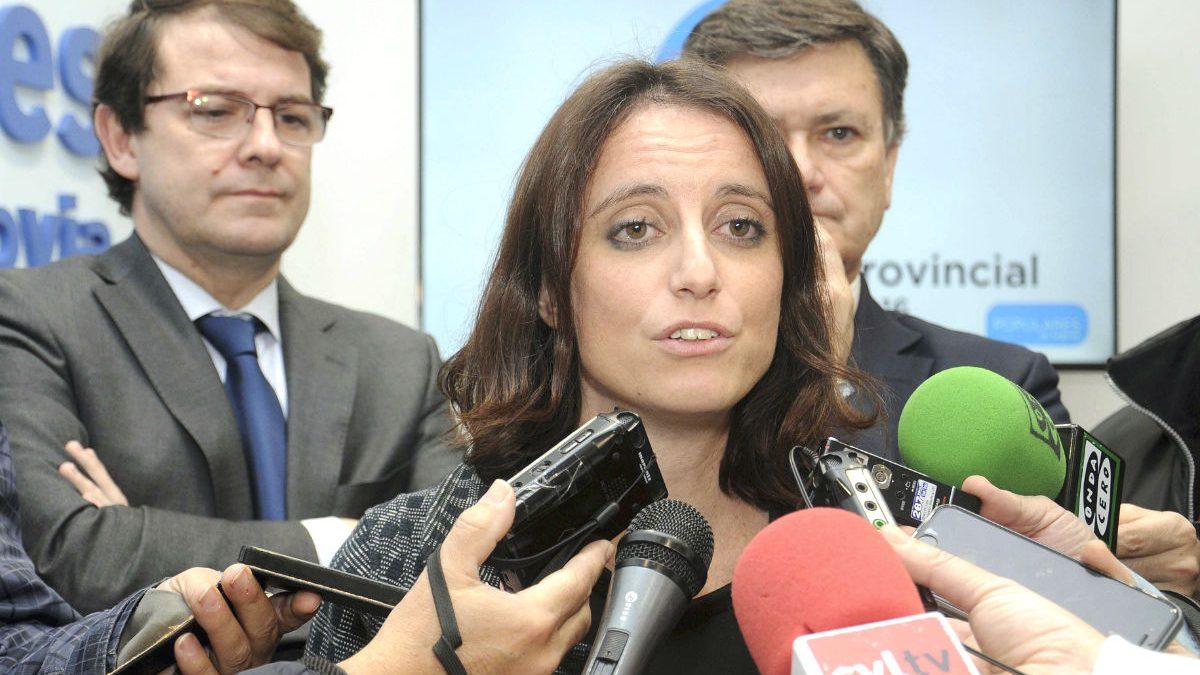 Andrea Levy. (Foto: EFE)