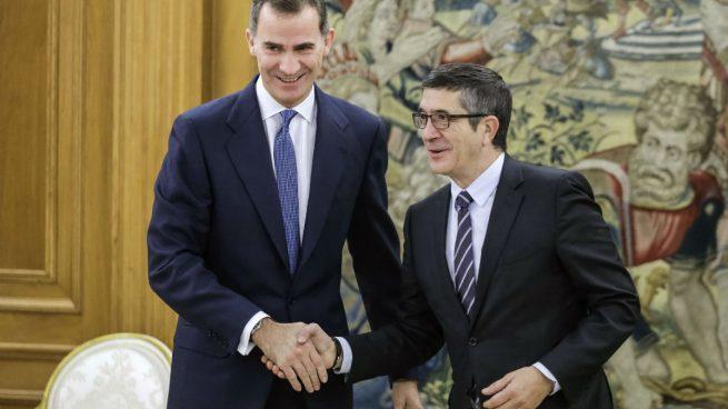 El Rey inicia las reuniones con los partidos para investir a un presidente o repetir elecciones