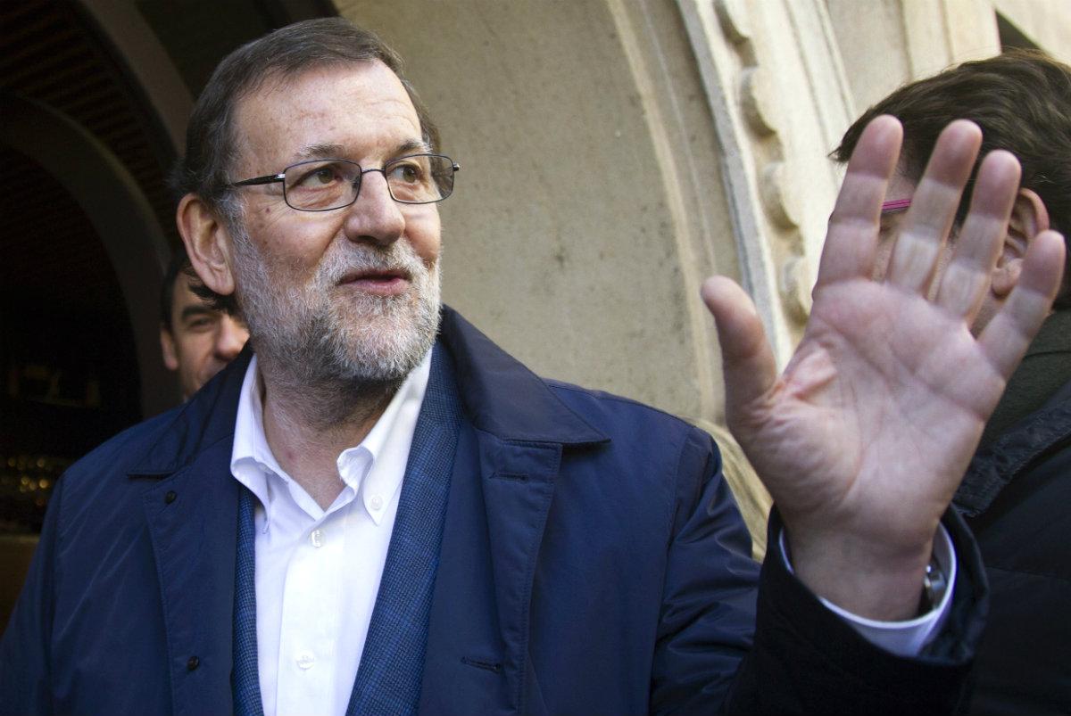 Mariano Rajoy, presidente del Gobierno en funciones. (Efe)