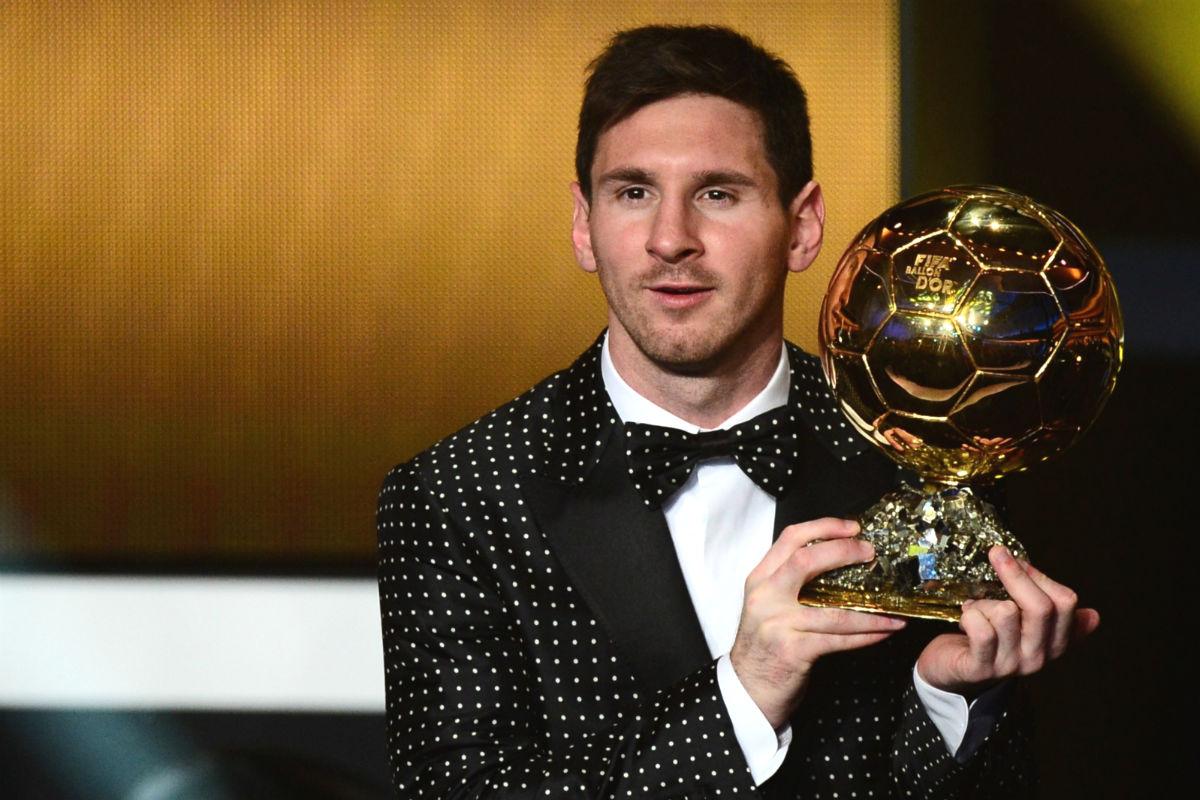 Messi no acudió a la gala de los Laureus. (AFP)