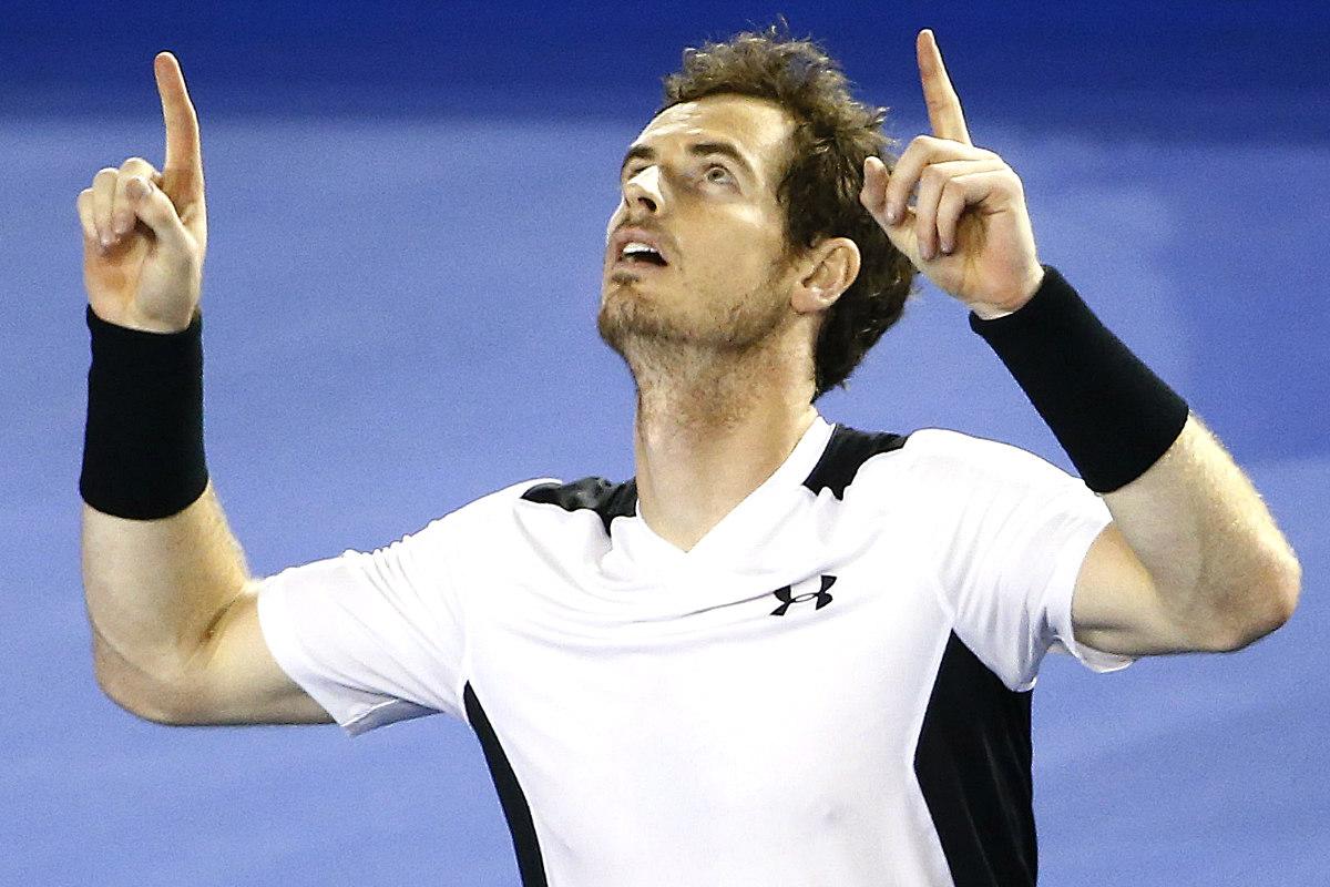 Andy Murray se volverá a ver las caras con Djokovic en la final. (Reuters)