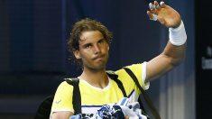 Nadal renuncia al torneo de Queen's por lesión. (Reuters)