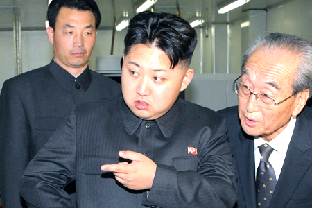 El dictador de Corea del Norte, Kim Jong-un. (Foto: AFP)