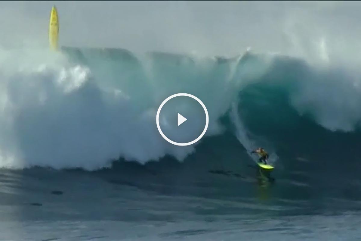 olas gigantes méxico