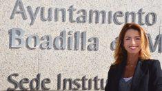 Patricia Reyes en Boadilla (Foto: GETTY)