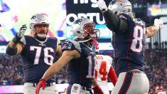 Los New England Patriots ganan y avanzan a la Final de Conferencia (Getty)