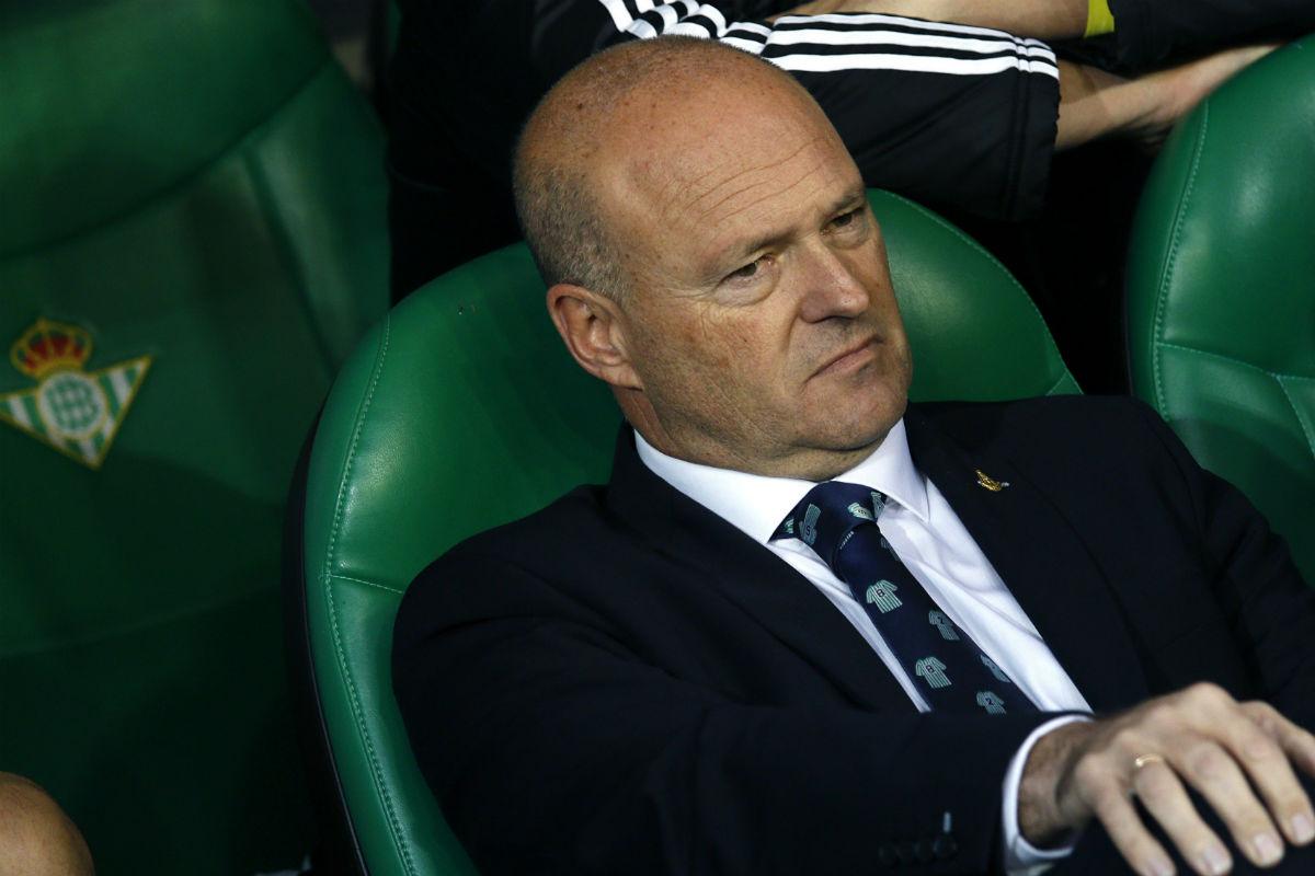 Pepe Mel no seguirá al frente del Betis. (EFE)